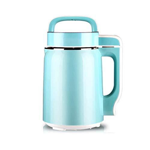 BGSFF Sojabohnenmilchmaschine aus Edelstahl, Touchscreen Intelligente Temperaturregelung Automatische Sojabohnenmilchmaschine mit Kleiner Kapazität