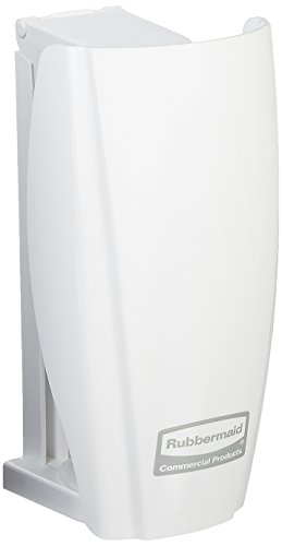 Rubbermaid Commercial Products 1817146 Tcell Difusore Standard, Capacita 48 ml, Bianco, 7.29 X 7.39 X 15 cm