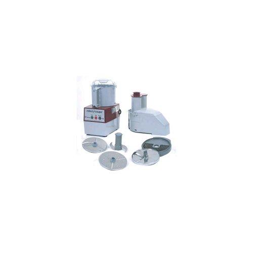 Robot Coupe (R2CLR Dice) - Combination Vegetable Prep Cutter-Mixer