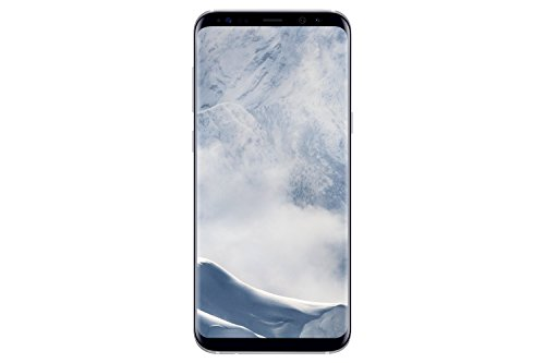 Samsung Galaxy S8+ Smartphone débloqué 4G (Ecran : 6,2 pouces - 64 Go - 4 Go RAM - Simple Nano-SIM - Android Nougat 7.0) Argent