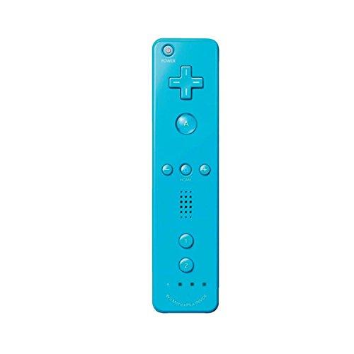 C-FUNN Motion Plus Remote Controller Für Wii & Wii U Water Blue