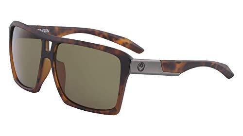 Dragon Dr The Verse Ll Mi Gafas de sol, MATTE TORTOISE, 60mm, 13mm, 135mm para Hombre