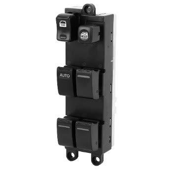 KSTE Interruptor de Ajuste Frontal de alimentación Izquierda de la Ventana de Control Maestro for Nissan Navara Pickup 25401-VB000