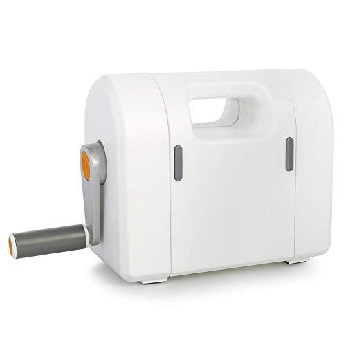 Máquina Troqueladora Manual para Manualidades de DIY Papel Scrapbooking Mini Máquina de Corte con Almohadillas de Estampado