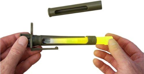 Cyalume 9-06370PF Combat Light Shield Device, 6-3/4