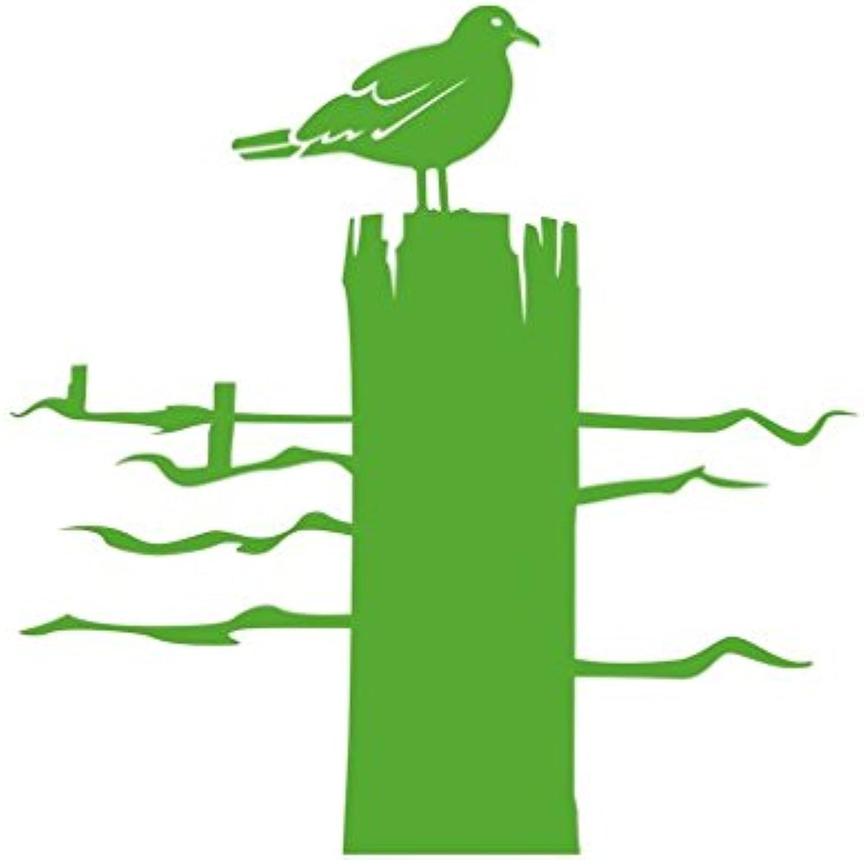 Wandtattoo Wandtattoo Wandtattoo No.IS24 Einsame Möwe Vögel Meer Möve Seevogel Strand, Farbe Creme;Größe 90cm x 90cm B00V0OIIMW 7bb00e