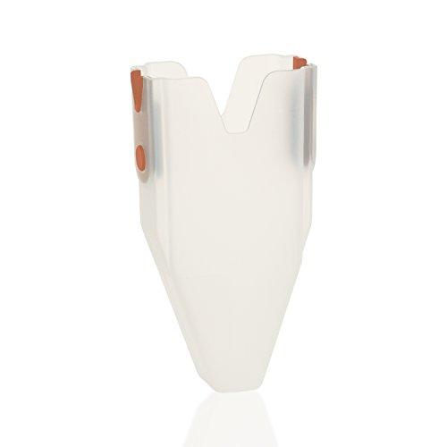 Börner Schieberbox TrendLine ohne Fuß (orange) - Küchenhelfer zum Verstauen