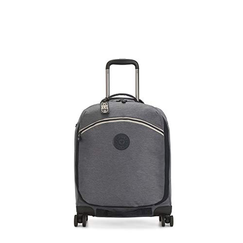 Kipling Indulge 2-In-1 Rolling Luggage And Backpack Charcoal