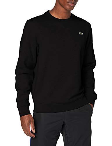 Lacoste Sport Herren Sh1505 Pullover, Schwarz, XL