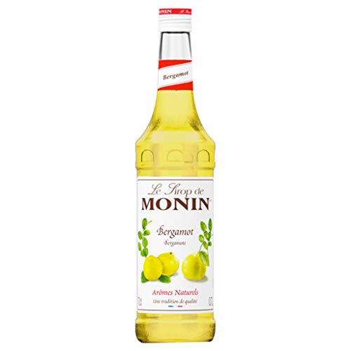 Monin Sirup Bergamotte, 0,7L, 1er Pack