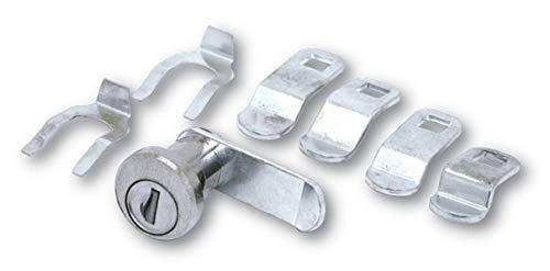 8RL Keyed Alike to ES201 Hudson Lock 8RL-201-0000 Ratchet Lock