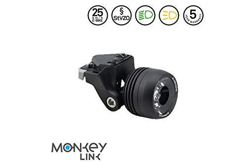 SUPER NOVA Unisex– Babys Mini 2 für MonkeyLink, schwarz, 31.5 x 41 x 41 mm