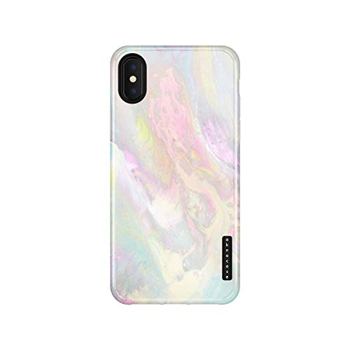 iPhone X & iPhone Xs Case Watercolor, Akna Sili-Tastic Series High Impact Silicon Cover with Full HD+ Graphics for iPhone X & iPhone Xs (101694-U.S)