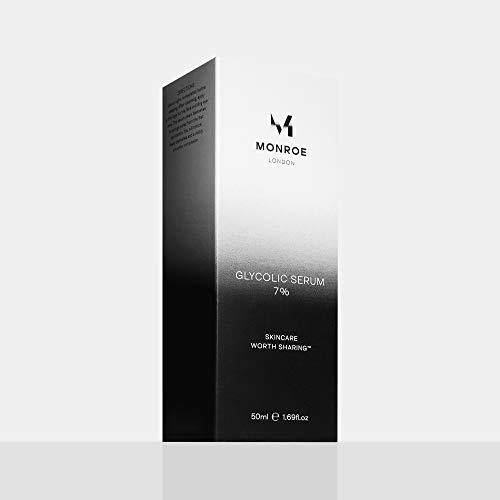 Monroe of London Glycolic Serum 7% 50ml