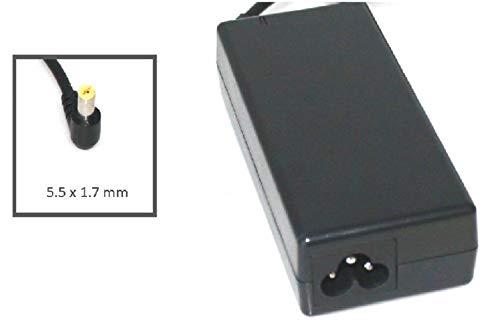 MobiloTec Netzteil kompatibel mit Packard Bell oneTwo S3270, Notebook/Netbook/Tablet Netzteil/Ladegerät Stromversorgung