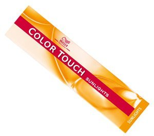 Wella Color Touch Sunlights/36 – Gold Violet Semi-permanenten Hair Colour/Tint 60 ml Tubes