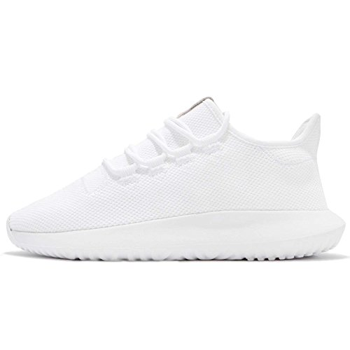 adidas Men's Tubular Shadow Gymnastics Shoes, Off White (Ftwr White/Core Black), 3.5 UK (36 EU)