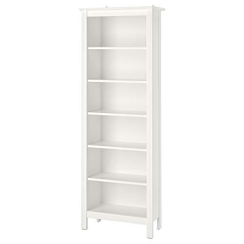 Librería IKEA BRUSALI 67x33x190 cm blanco