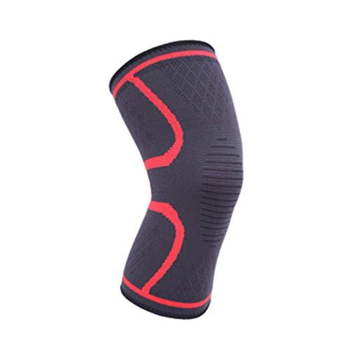 Sentao 1 Stuck Kniebandage, Knee Brace Compression Sleeve für Arthritis, ACL, MCL, Meniskusriss, Bandverletzung und Gelenkschmerzen, Hervorragend für Outdoor-Sport & Fitness