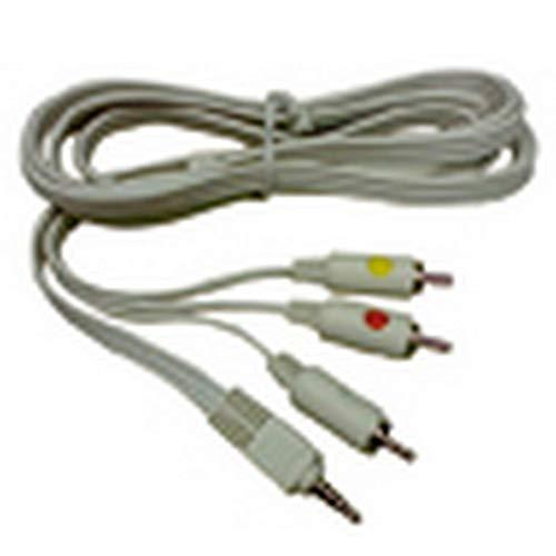 Kenvox M-111607 audio kabel voor iPod aansluiting op tv