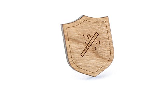 Lapel Pin, Wooden Lapel Pins Hand Made in the USA Materials: Made from premium cherry wood. Dimensions: Pin size is 20mm x 15mm. 3mm thickness Covered in Wooden Accessories Co's product warranty. Laser cut designs with maximum precision. Perfect for ...