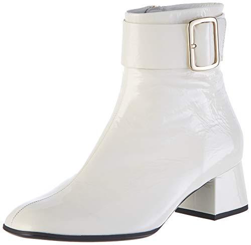 HÖGL Damen Muse Stiefeletten, Weiß (Offwhite 0400), 37.5 EU