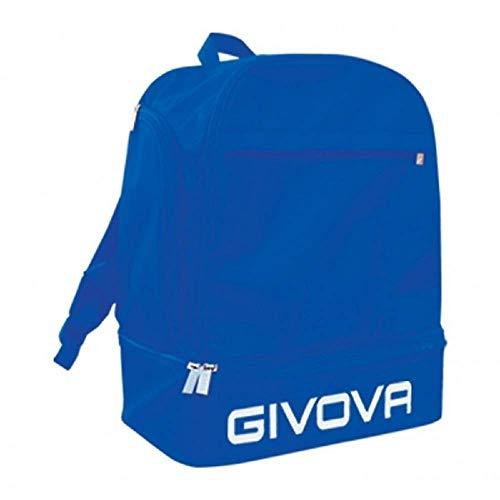 Givova B029, Zaino Sport Unisex, Azzurro