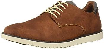 Dr Scholl s Shoes Men s Sync Oxford Dark Tan 9