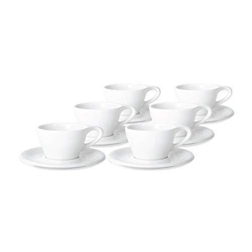 Lino Double Cappuccino Set of 6