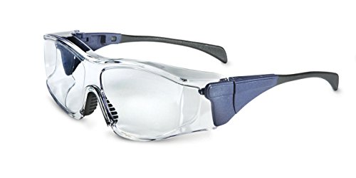 Honeywell 1027608 Overspec Blue, Clear HC Large Safety Goggles 🔥