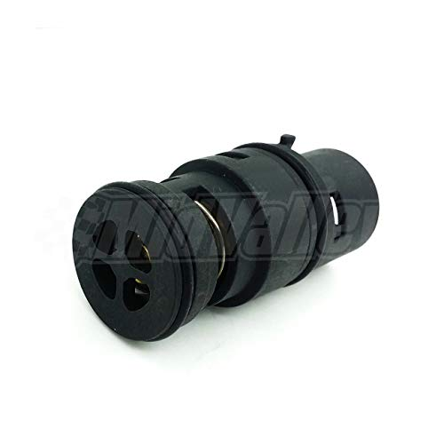 Mid Valley - Oil Cooler Expansion Tank Thermostat For BMW E46 E83 X3 E53 X5
