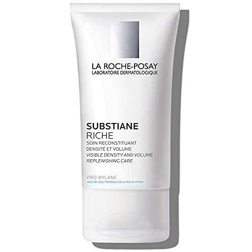 La Roche-Posay Substiane Riche Face Moisturizer for Visible Density and Volume Replenishing Anti-Aging Moisturizer Care, 1.35 Fl. Oz.