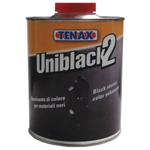 Houston Mall Many popular brands TENAX UNIBLACK LIQUID WAX STEP 2 1 QUART -