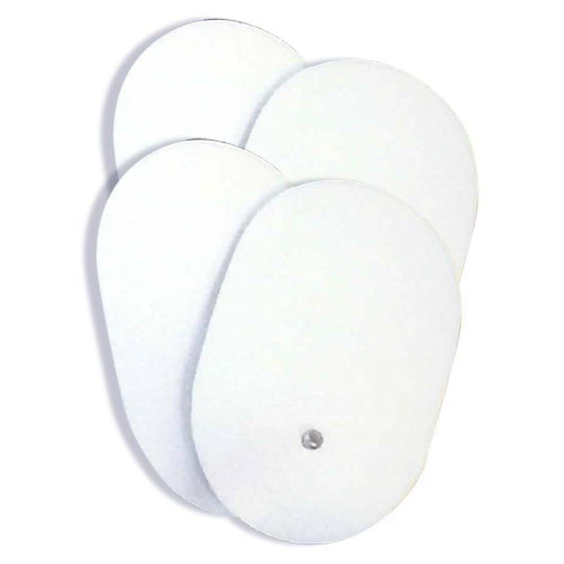 コンドーム電化するオプションポケスリムEMS 交換用替えパッド 4枚入り 「男女兼用」[POKE SLIM]