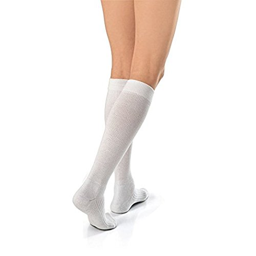 Cool Black X-Large Full Calf JOBST Activewear 30-40 mmHg Knee High Compression Socks
