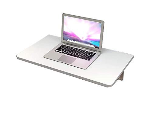 An der Wand montierter Multifunktions-Computer-Schreibtisch Hardware-Unterstützung Platz sparen Große Ladung, geeignet für den Bücherraum im Wohnzimmer