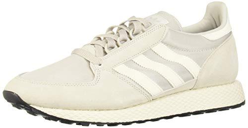 adidas Forest Grove, Zapatillas de Gimnasia Hombre, Gris (Grey One/Cloud White/Core Black), 45 1/3 EU ✅