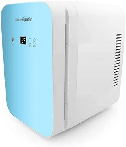 LZXH Refrigerador para automóvil Refrigerador portátil/Mini congelador/Refrigerador pequeño para automóvil - 8L-55W, Enfriamiento rápido, Ahorro de energía y Silencio, Conversión de enfriamie