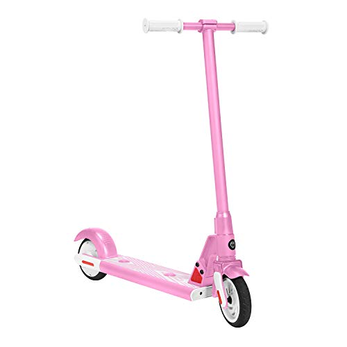 Gotrax GKS Electric Scooter for Kids - 10mph - 7.5 mi Range - 6' Wheels (Pink)