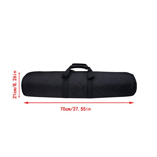 Usdepant Camera Tripod Carry Bag Case with Strap For Manfrotto Gitzo Velbon (27.5 inch)