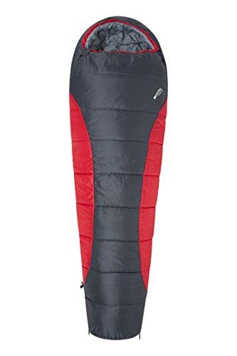 Mountain Warehouse Saco de Dormir Summit 300-23 x 41 cm - Cómodo, Saco de...