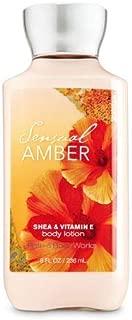 Bath & Body Works Sensual Amber Body Lotion, 8 oz.