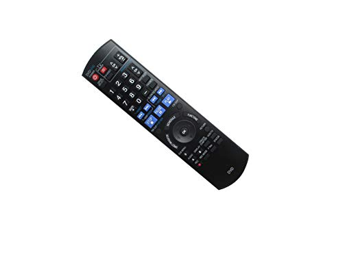 HCDZ Replacement Remote Control for Panasonic DMR-EZ48V N2QAYB000136 DVD HDD Recorder
