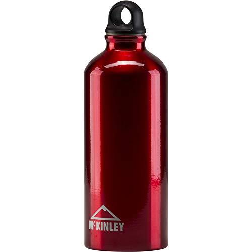 McKINLEY Trinkflasche-81202 Trinkflasche, Rot, 0.6