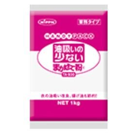 日本製粉『油吸いの少ないまかせて粉』