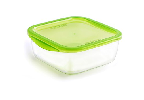 Luminarc ARC G8413 Keep ´n´ Box Dose mit Deckel, 720 ml, Glas, transparent, 1 Stück