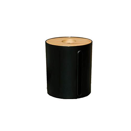 QBV Caja De Pañuelos, Rollo De Papel Redondo, Multifunción Creativa Utilizada En La Sala De Estar Dormitorio Baño Oficina 13 * 13.5 * 163.7cm Multicolor (Color : C)
