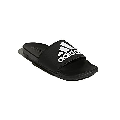 adidas Comfort Adilette - Chanclas, color Negro, talla 40.5 EU