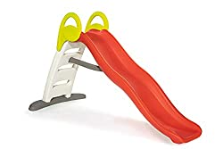 Expect a queue of children to line up for this attractive, super fun Smoby Funny Slide. The bright, colourful slide is 1.9m in length. That is over 6ft long! But the length is not the only thing the kids will enjoy; the slide features a double wave /...