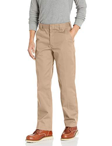Amazon Essentials Stain & Wrinkle-Resistant Classic Work Pant Utility-Pants, Caqui, 30W x 32L
